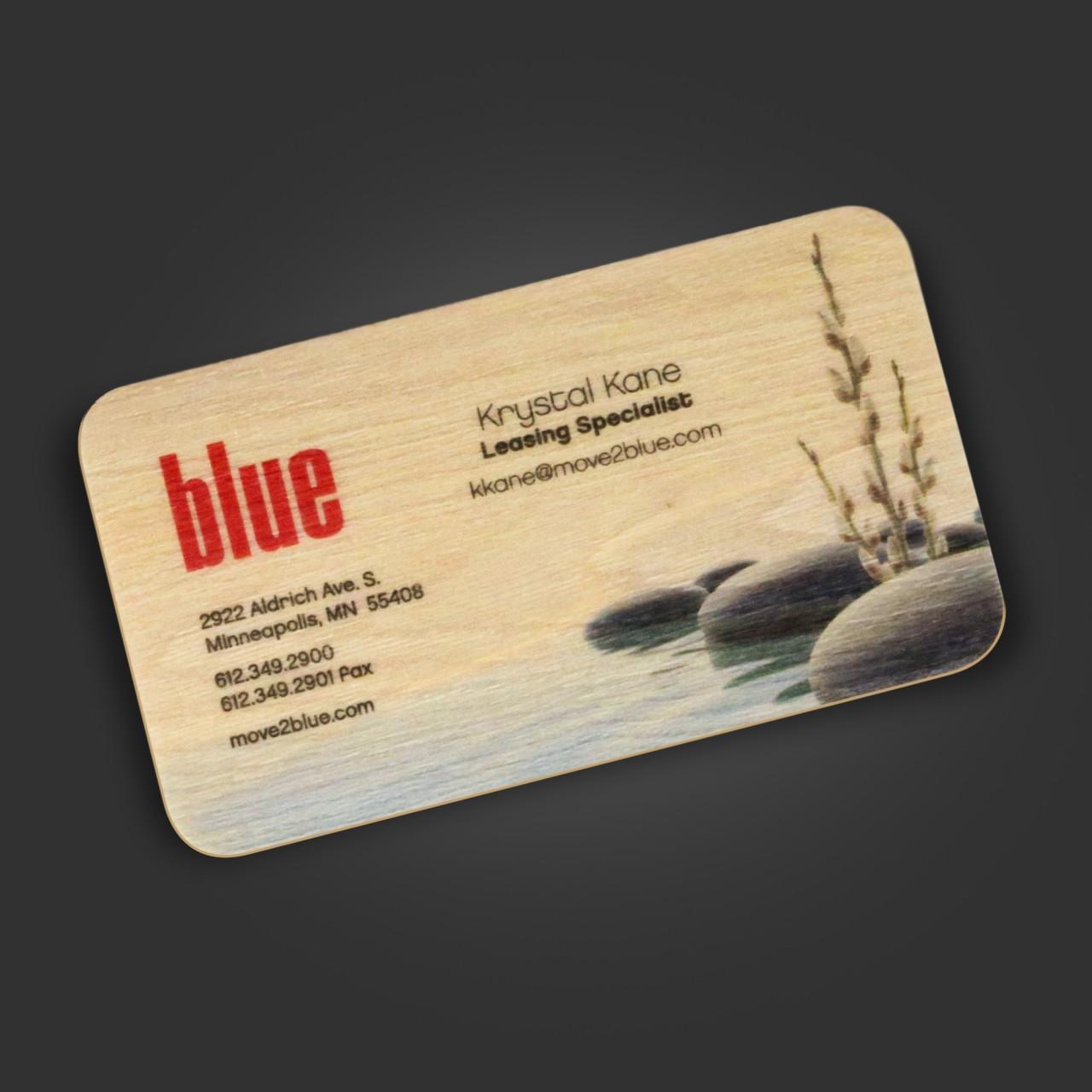 BlueBizCard