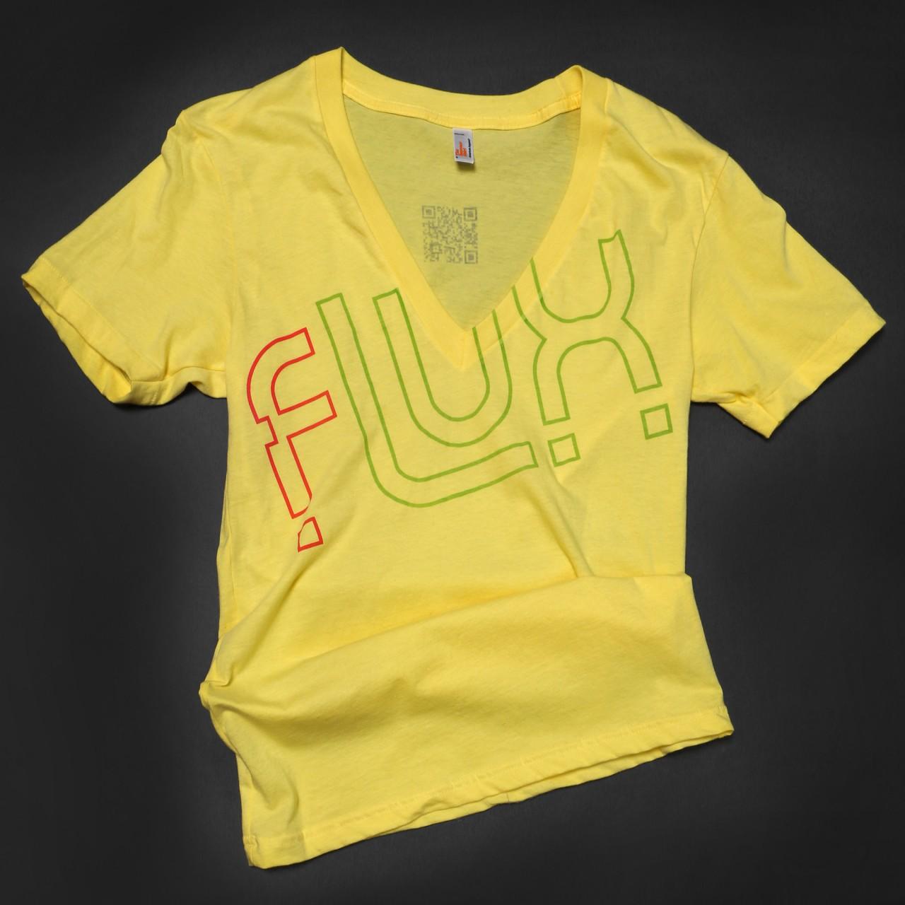 FluxYelloShirt